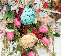 Easter/Spring Wreath