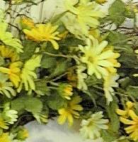 Field of Daisies Wreath