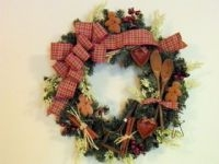Grandma's Kitchen Wreath