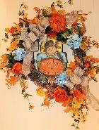 Harvest Festival Wreath