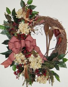 Kitchen Wreath