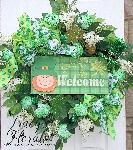 Leprechaun Wreath