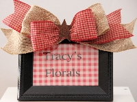 Country Prim Picture Frame