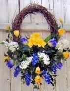 Springs Arrival Wreath