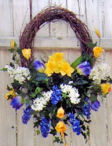 Springs Arrival Wreath