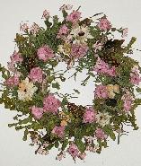 French Garden Wreath