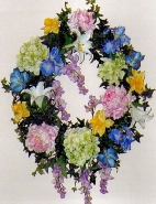 Spring Splendor Wreath
