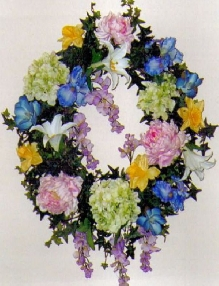 Spring Splendor Wreath