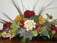 Tuscan Floral Arrangement